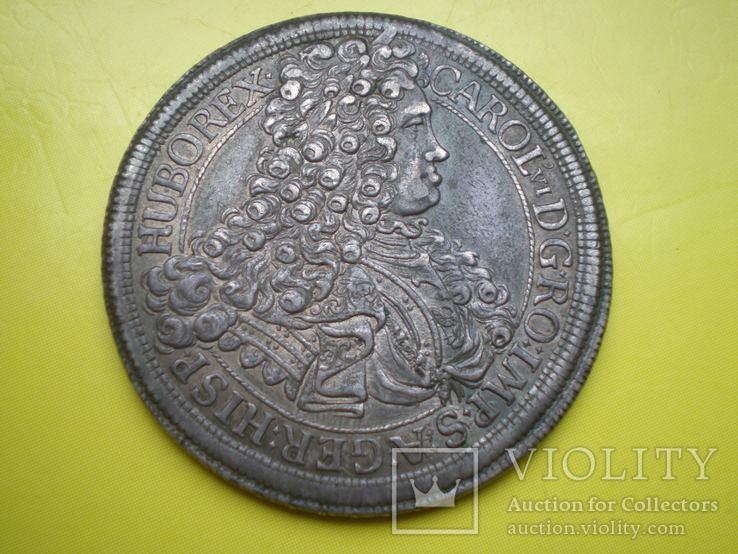 Талер 1715 г. Австрия