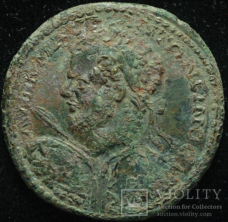 Рим медальон Каракаллы 211-217 года н.э.