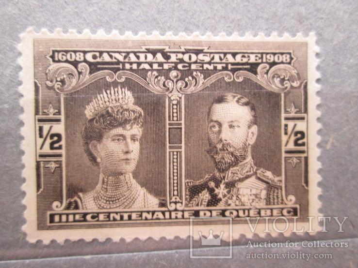 Канада 1908 (*)
