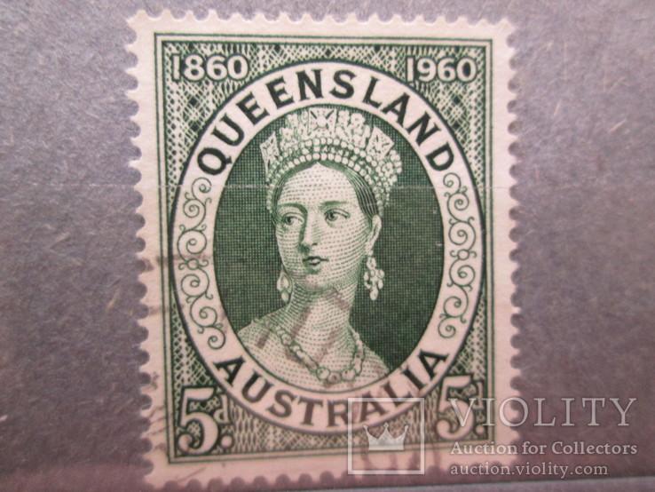 Австралия 1960 гаш