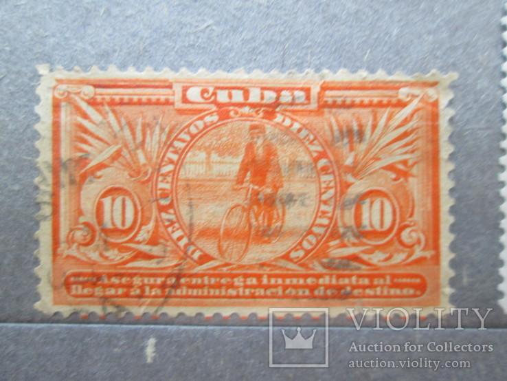 Куба 1899 -1902 Special Delivery