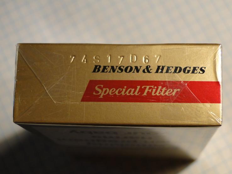 Benson and hedges сигареты купить спб оптовый рынок табака