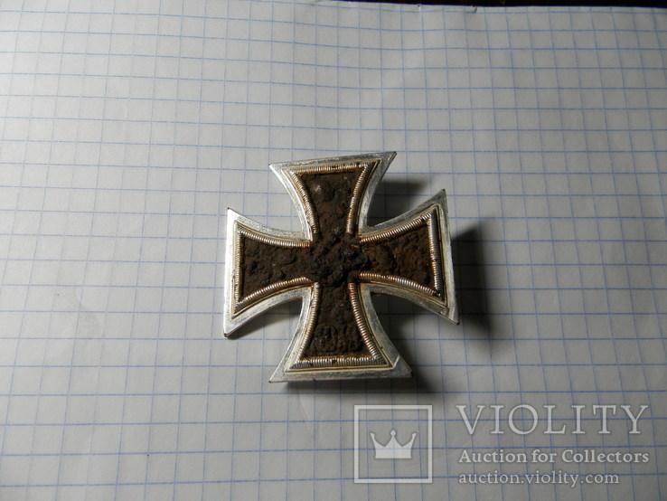 Железный крест 1-го класса 1939 г