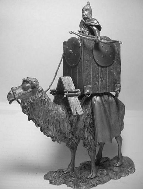 Боевой верблюд 2 век до н.э., фото №2