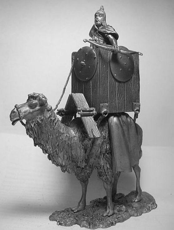 Боевой верблюд 2 век до н.э., фото №3
