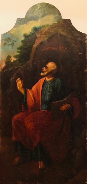 Икона Пророк Илья