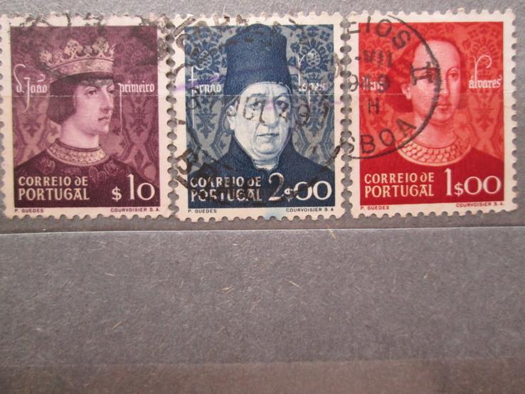 Португалия 1949 гаш