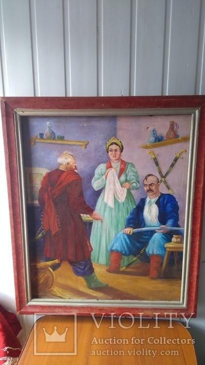 Картина украинская тематика