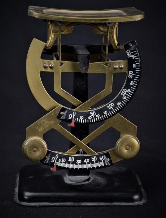 Почтовые весы Bilateral 2 шкалы Клеймо Германия