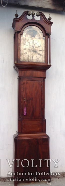 Английские часы 18 века