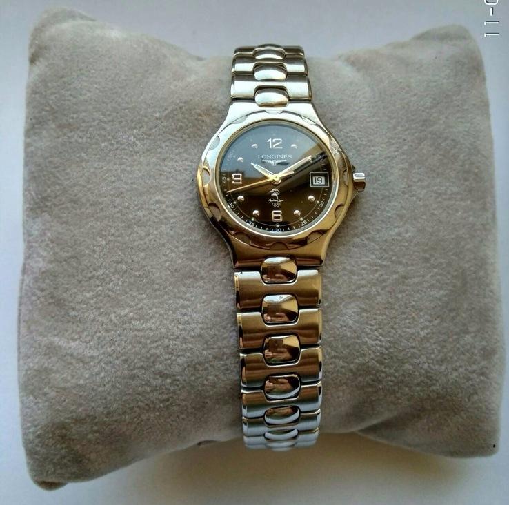 Часы наручные Longines Sidney 2000