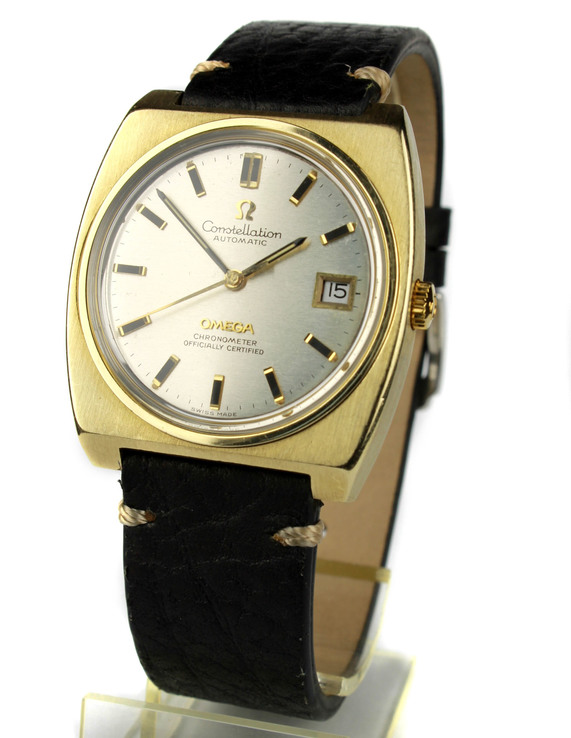 Omega Constellation Chronometer Automatic. 1971 год. Швейцария.