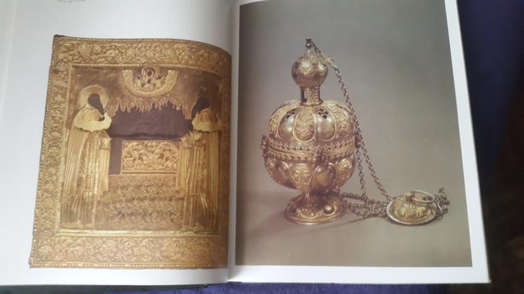 Большой иллюстрированный альбом Русское серебро, фото №9