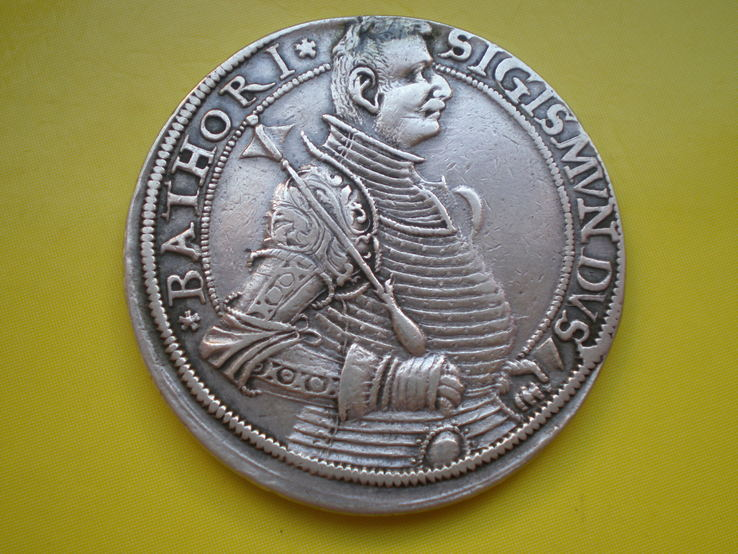 Талер 1592 г. Трансильвания