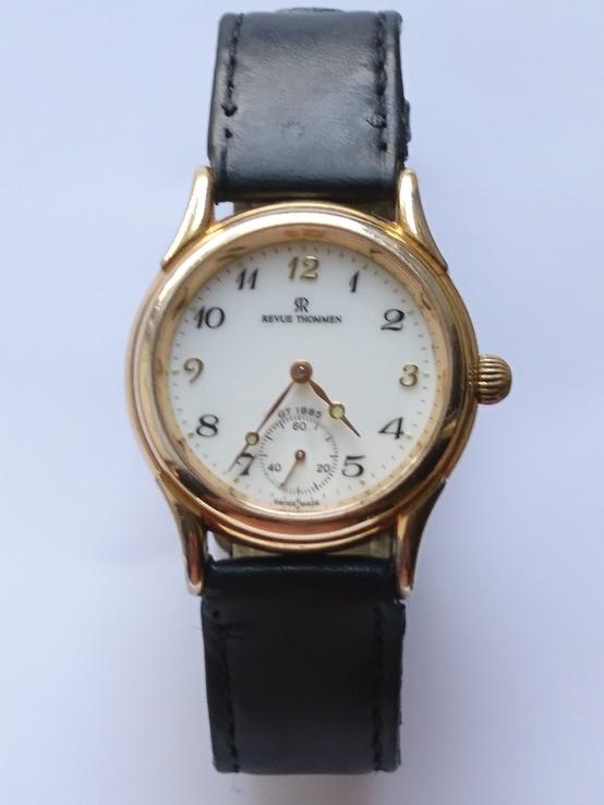 Швейцарские часы REVUE THOMMEN.