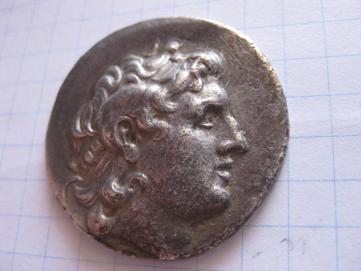 Тетрадрахма Лисимаха,Византий (210 - 195 до н.э.)