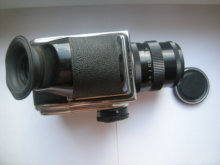 Фотоаппарат Салю С с 2 объекативави Вега12Б,Волна3