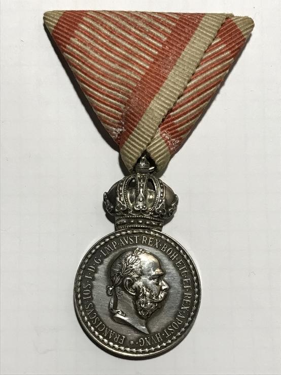Медаль Военных Заслуг серебро Австрия