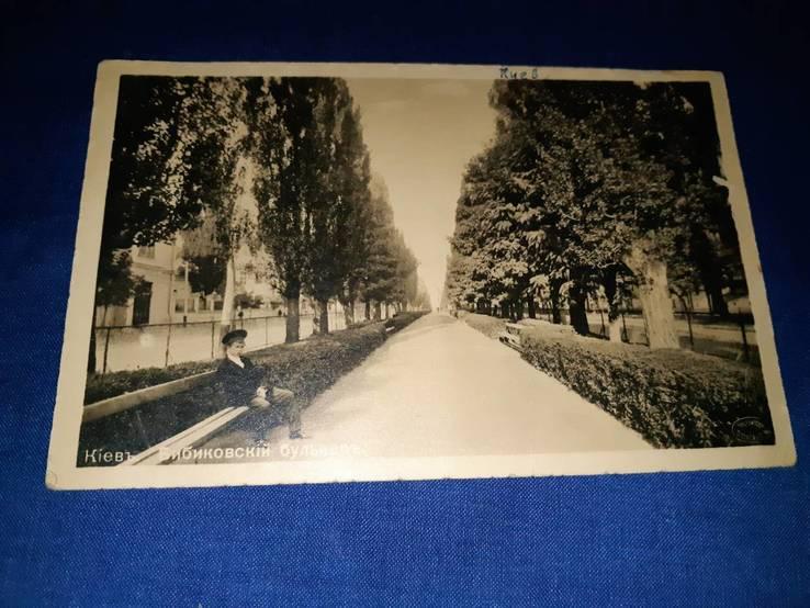 Киев. Бибиковский бульвар. До 1917