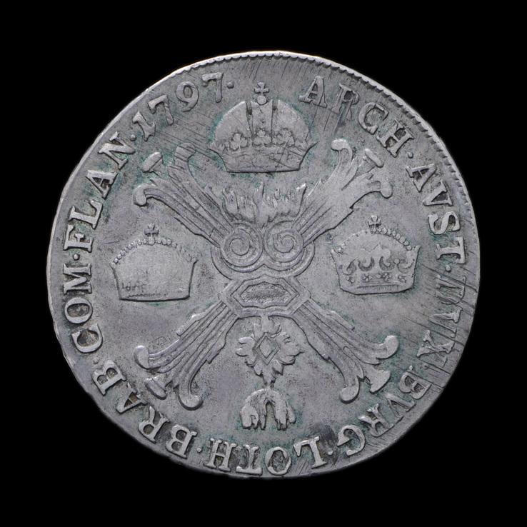 1/2 Талера 1797 С, Австрия