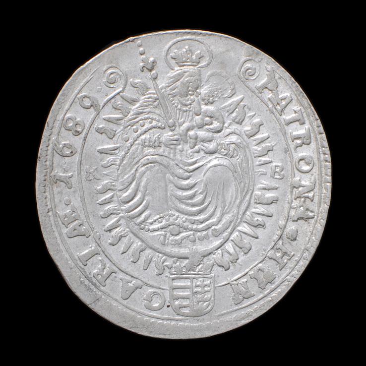 15 Крейцеров 1689, Австрия для Венгрии