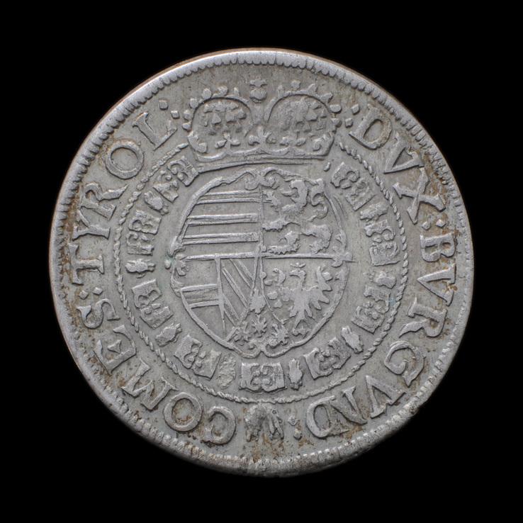10 Крейцеров 1632, Австрия