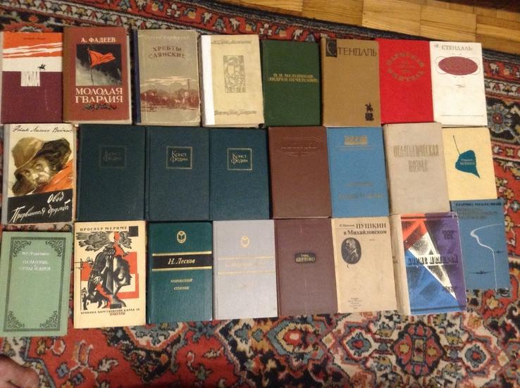 44 книги. Художественная литература