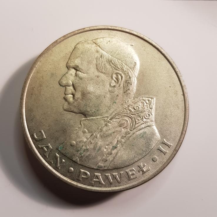 PRL 1000 zł 1982 Jan Paweł II st.1-
