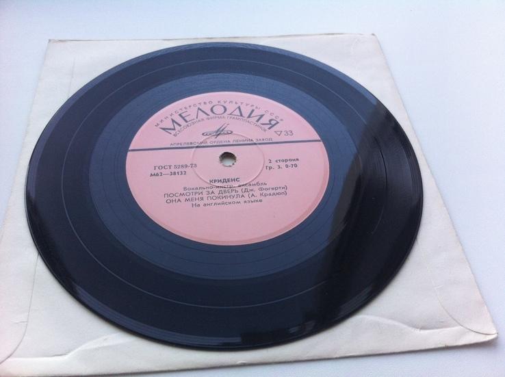 """Криденс * - До Того, Как Ты Скажешь Мне (7"""") 1975, фото №3"""