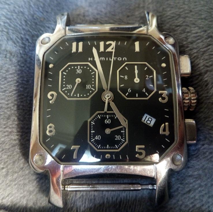 Часы Hamilton 6319 Chronograph