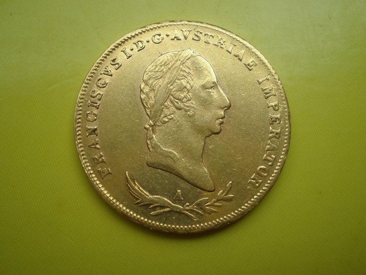 2 СоверенДор 1831 г. Вена
