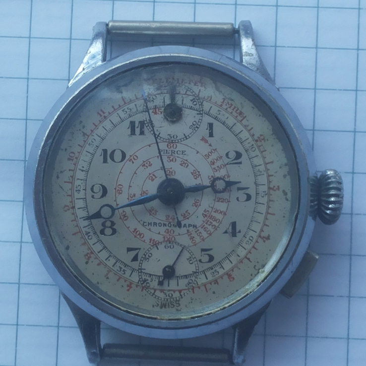 Хронограф Pierce Watch