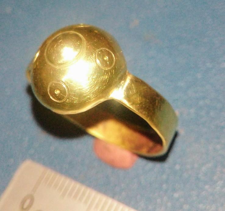 Реплика перстень Киевская Русь, фото №4