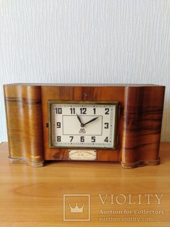 Часы Владимир именные на Командира ескадрильи (Невыкуп)