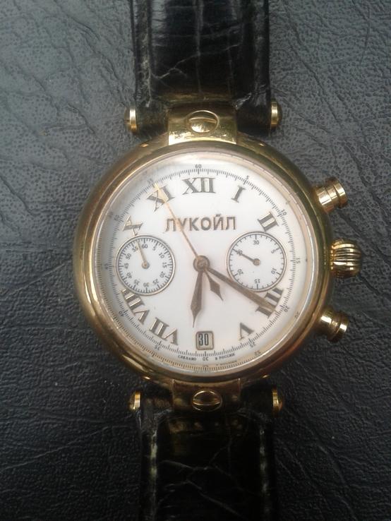 Часы- хронограф