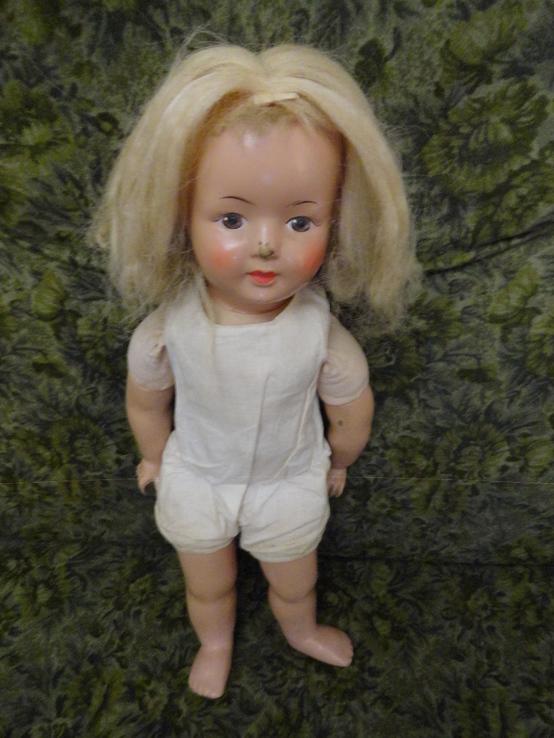 Кукла с опилок