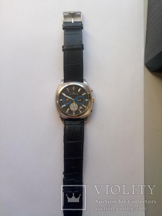 Часы Хронограф JACQUES LEMANS 1-1556