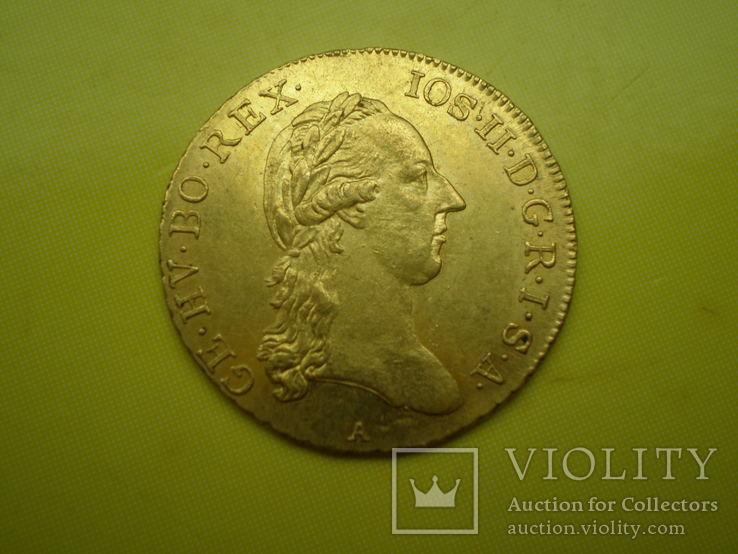 Дукат 1787 г. Австрия