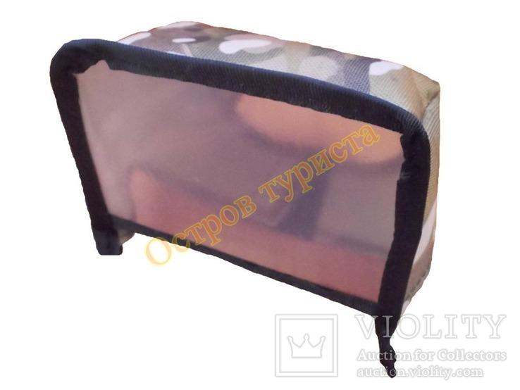 Каплезащитный чехол на блок металлоискателя металлодетектора для Garett ACE- 150-250-350