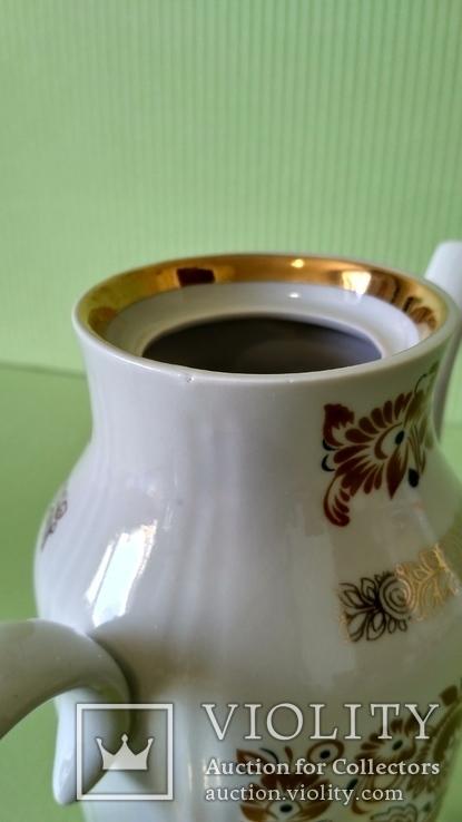 Кофейник и молочник Синельниково, фото №11