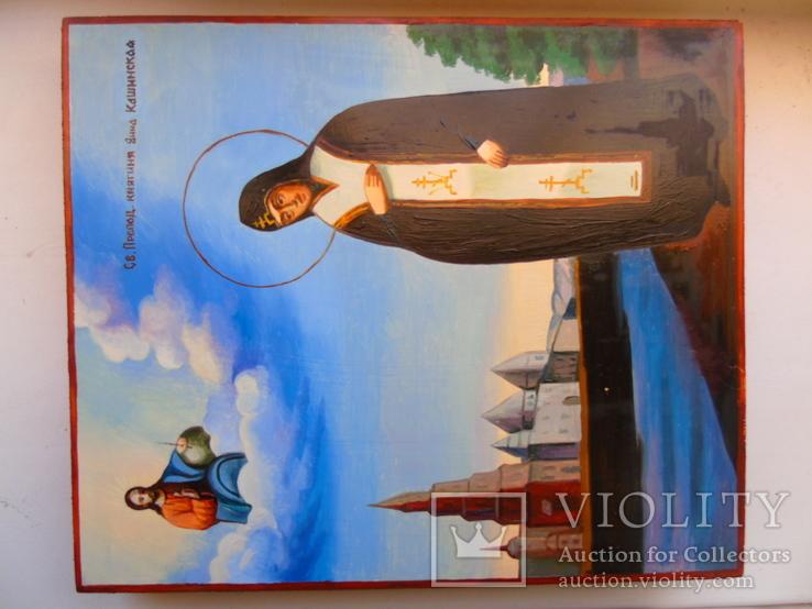 Икона Анна, фото №3