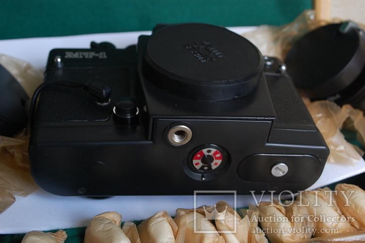 Фотоаппарат Зенит-Сюрприз МТ-1, № 844, первая тысяча, комплект 1984 г, фото №7