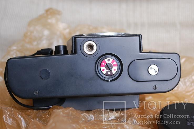 Фотоаппарат Зенит-Сюрприз МТ-1, № 844, первая тысяча, комплект 1984 г, фото №9