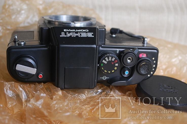 Фотоаппарат Зенит-Сюрприз МТ-1, № 844, первая тысяча, комплект 1984 г, фото №10