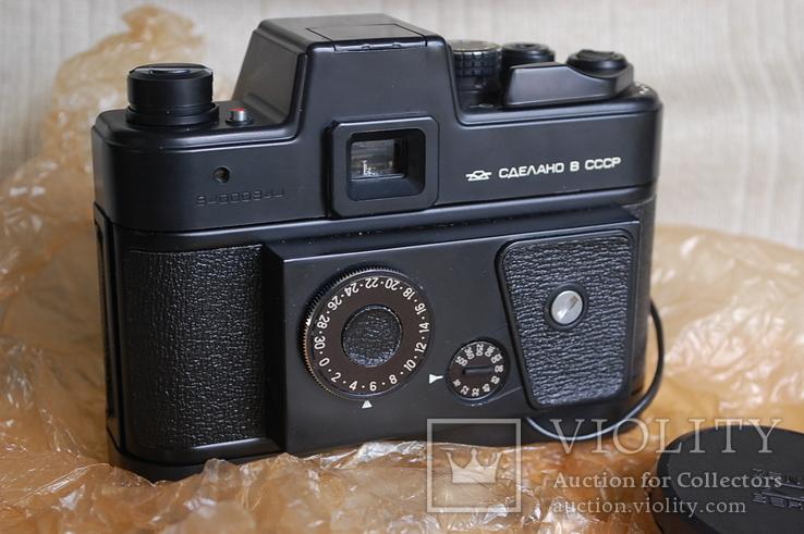Фотоаппарат Зенит-Сюрприз МТ-1, № 844, первая тысяча, комплект 1984 г, фото №11
