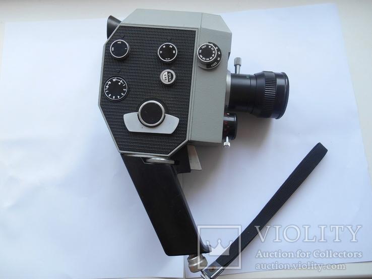 Кинокамера Кварц - 2 *8 С-3., фото №2