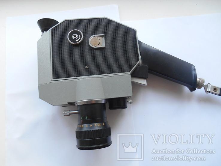 Кинокамера Кварц - 2 *8 С-3., фото №6