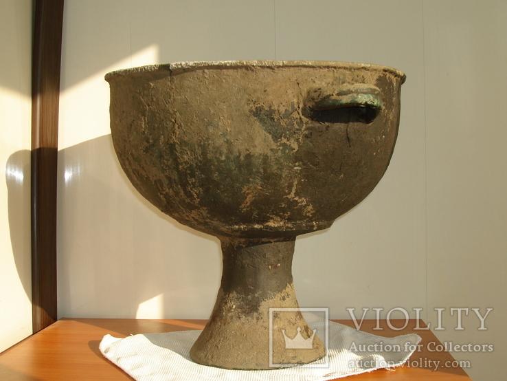 Казан скифы 5-3 век до н.э.