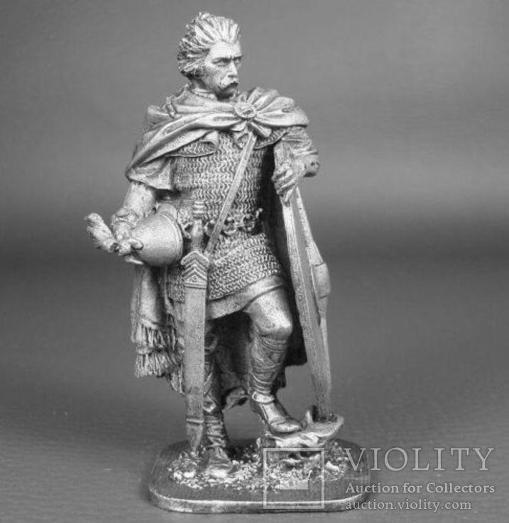 Знатный галльский воин, 1 в. до н.э., фото №2