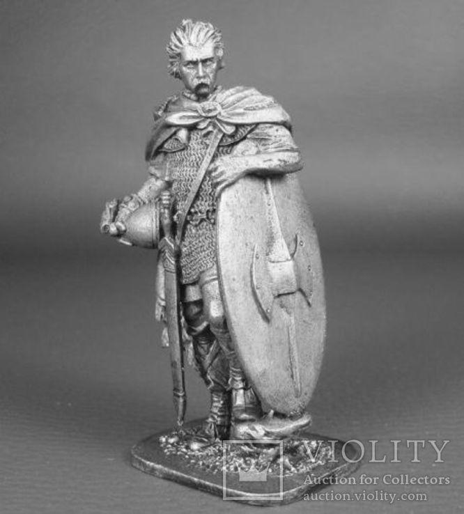 Знатный галльский воин, 1 в. до н.э., фото №3